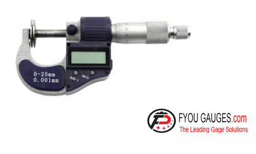 Dual Point Micrometer