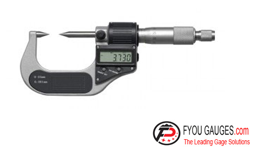 Point Type Micrometers