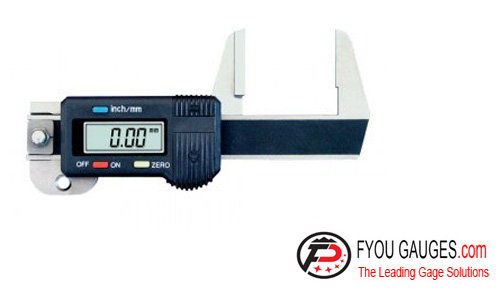 Digital Gage With Single Measuring Face
