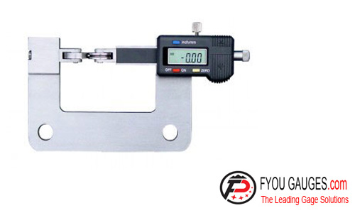 Digital Thickness Gages for On-Line Measurement