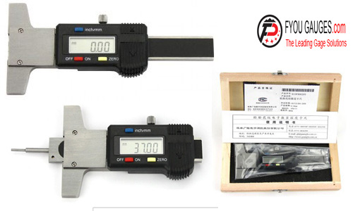 Digital Tire Thread Depth Gage