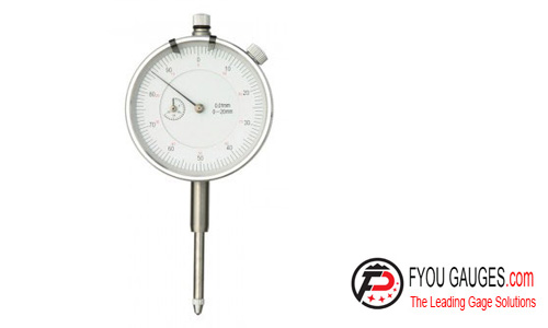 Long Span Dial Ganges Reading In 0.01mm