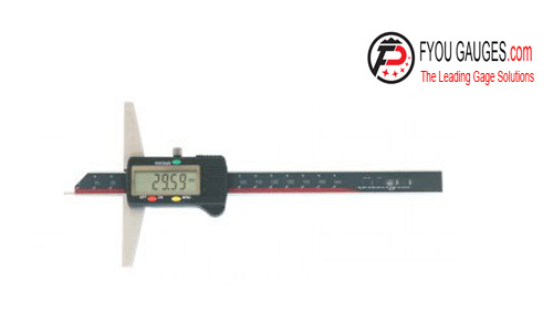 Needle Digital Depth Gage