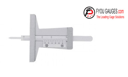Pocket Vernier Depth Gage