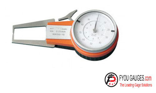 Whole Form Outside Dial Snap Gauge